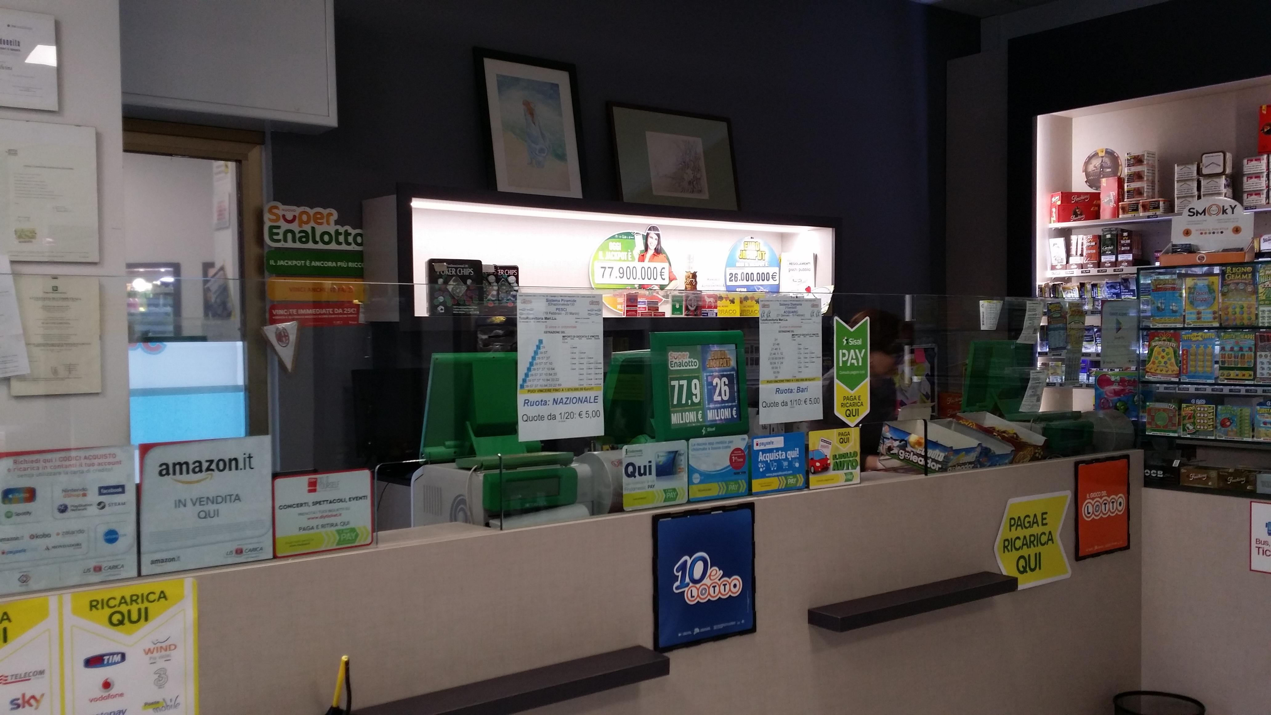 Vendesi tabaccheria ricevitoria compro vendo attivit - Obbligo bagno disabili attivita commerciale ...